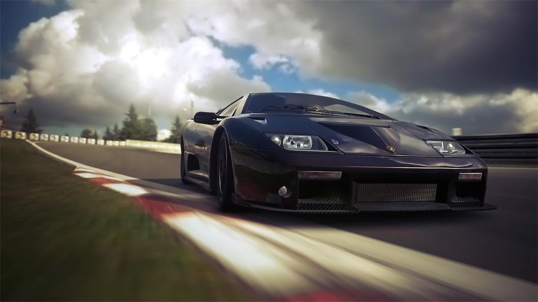 Lamborghini Diablo Gt 00 Full Power Team Shmo