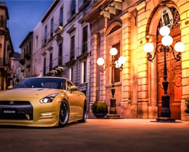 Nissan GT-R Black edition '12 edit 1-small