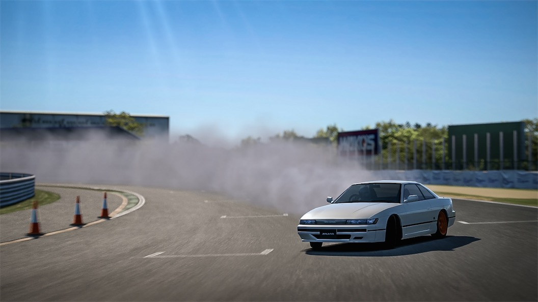 Nissan Silvia K S S13 91 Team Shmo