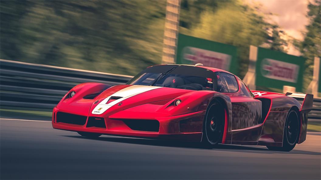 Ferrari FXX \u002707 , Team Shmo