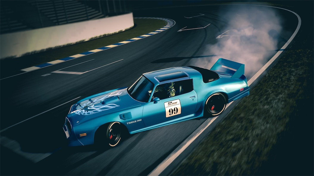 Pontiac Firebird Trans Am '78 drift - Team Shmo