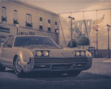 Jay leno 1966 Oldsmobile Toronado