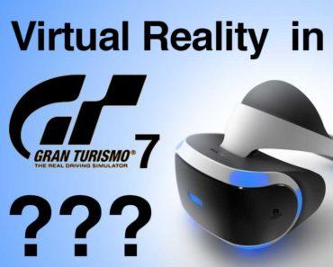VR in GT7