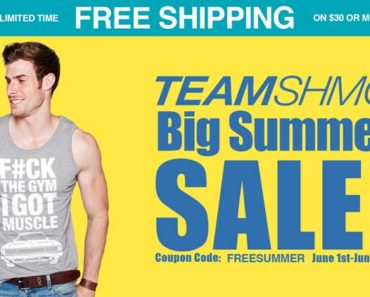 Team Shmo Shirt Sale