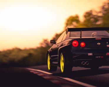 Nissan SKYLINE GT-R (R34) '99 drag tune