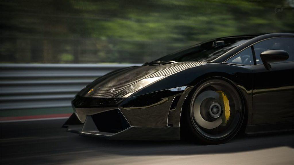 Lamborghini Gallardo LP 560-4 '08