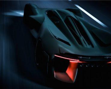 SRT Tomahawk X Vision Gran Turismo online race