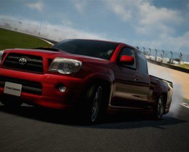 Toyota Tacoma X-Runner '04 drift