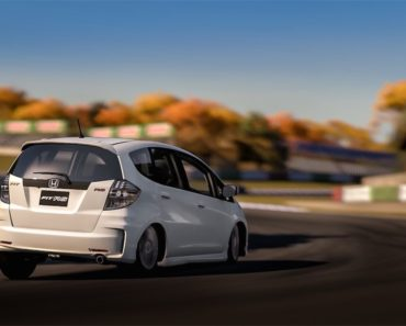 Honda FIT RS '10