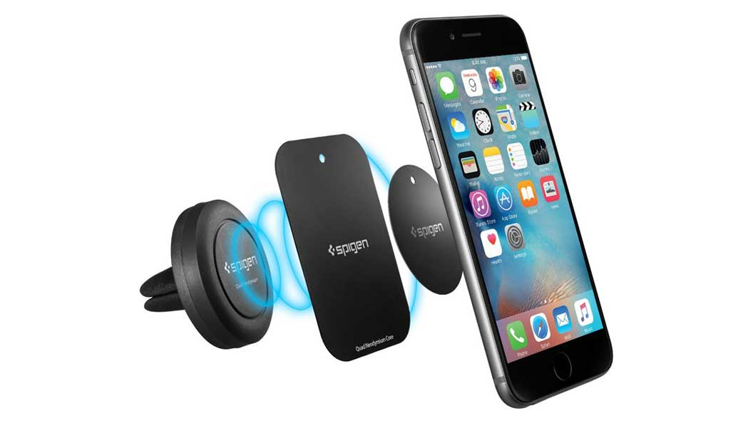 Spigen Magnetic Air Vent Mount Review Team Shmo