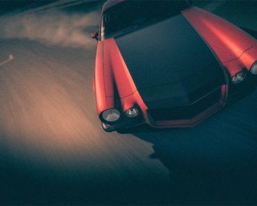 Pozzi Motorsports Camaro RS