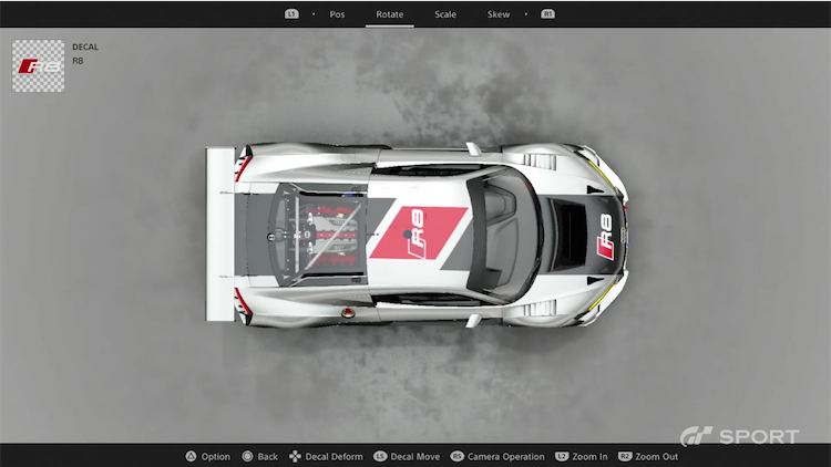 gt sport livery 3