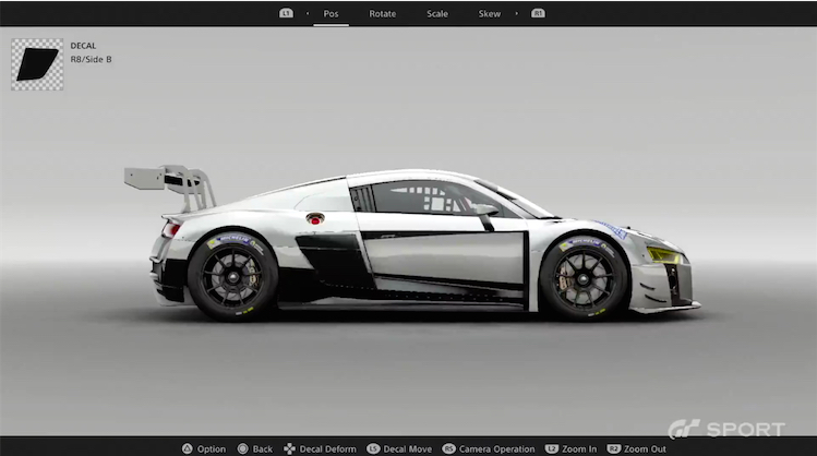 gt sport livery 4