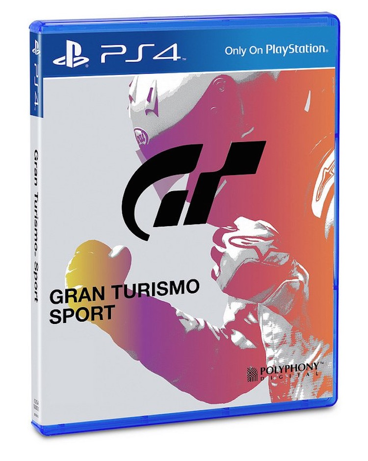 gt sport special edition box