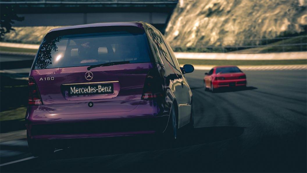 Mercedes Benz A 160 Avantgarde 39 98 400pp Team Shmo