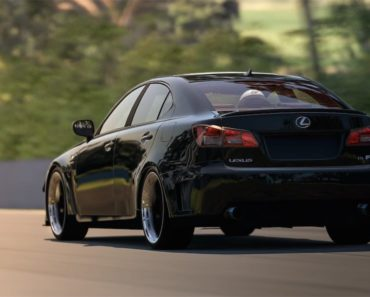 Lexus IS F '07