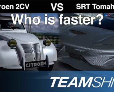 fastest vs slowest gt6 car