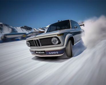 BMW 2002 Turbo '73