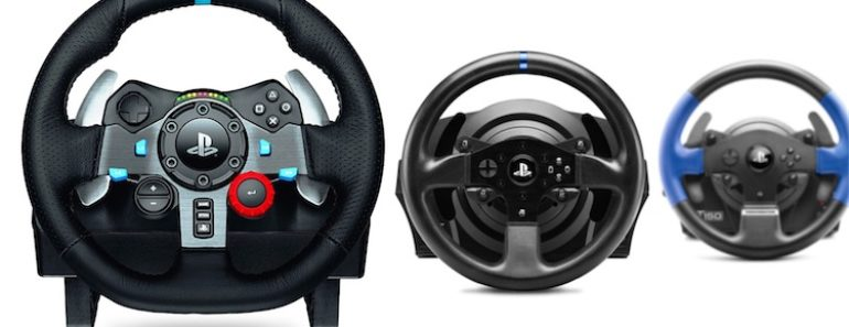 best ps4 racing wheels