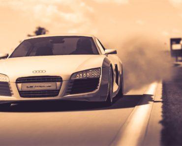 Audi Le Mans quattro '03