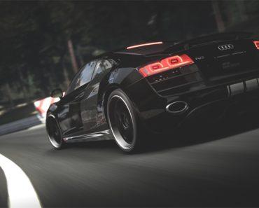 Audi R8 5.2 FSI quattro Chrome Line