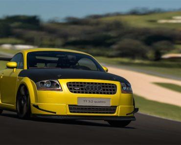 Audi TT Coupe 3.2 quattro '03