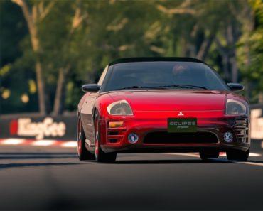 Mitsubishi ECLIPSE Spyder GTS '03