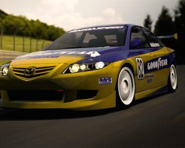 Mazda Mazda6 Touring Car