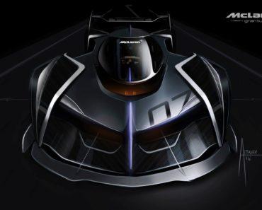McLaren VGT 1
