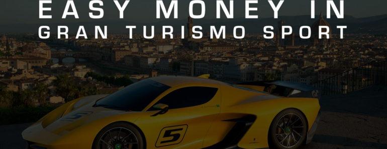 fast money in gt sport