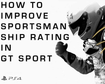 How to Improve Sportsmanship Rating in Gran Turismo Sport