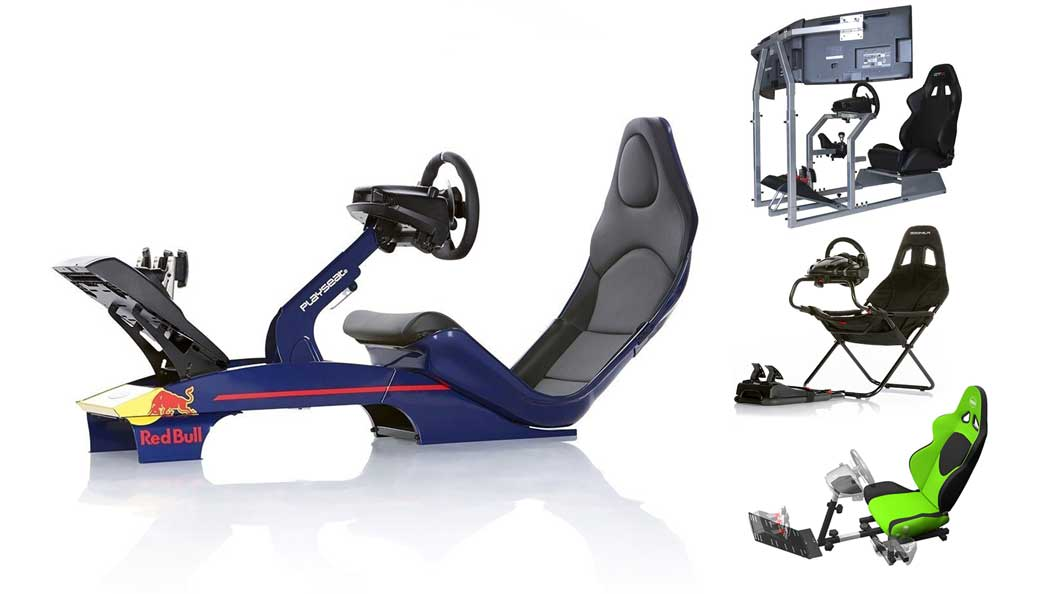 BEST Racing Seats & Simulators - Team Shmo